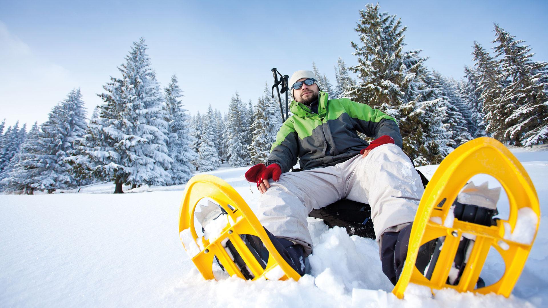 schneeschuhwandertouren winterberg
